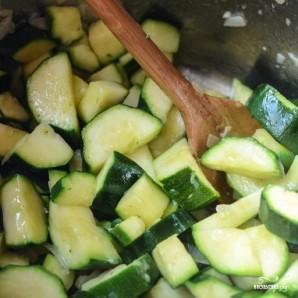 Крем-суп из цукини - фото шаг 3