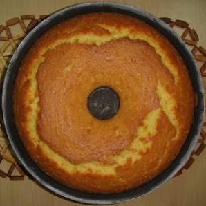 Апельсиновый бисквитный пирог - фото шаг 5