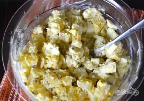 Картофельный салат по-американски - фото шаг 3
