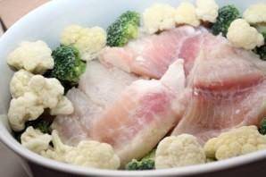 Речная рыба, запеченная в духовке - фото шаг 3