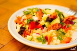 Салат из кускуса - фото шаг 4