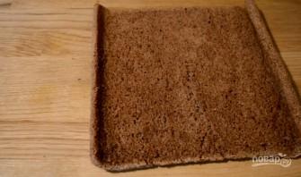 Шикарный бисквит для рулетов - фото шаг 9