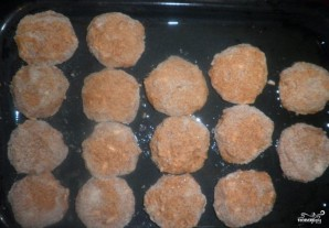 Печеночные котлеты с морковью - фото шаг 3