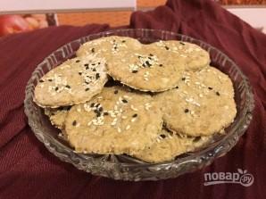 Быстрое галетное печенье с отрубями - фото шаг 8