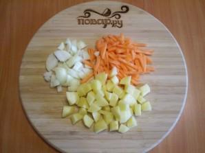 Суп из рыбных голов - фото шаг 2