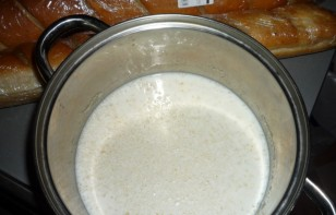 Творожный пудинг с желатином - фото шаг 1