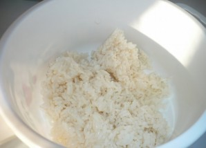Салат с рисом и курицей - фото шаг 1