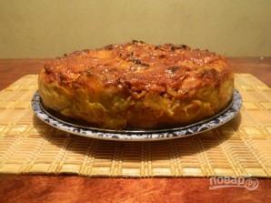 """Мясной торт с рисом """"Голубчик"""" - фото шаг 12"""