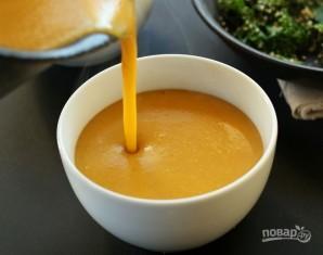 Суп из тыквы постный - фото шаг 5
