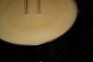 Крем яичный для торта - фото шаг 6