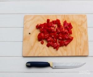 Полба с овощами - фото шаг 2