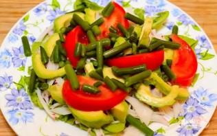Салат из крабового мяса - фото шаг 3