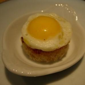 Канапе из яиц на завтрак - фото шаг 8