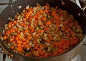 Суп с говядиной и грибами - фото шаг 2