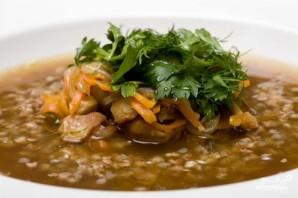 Суп из оленины - фото шаг 7