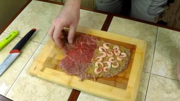 Жареная говяжья вырезка (сочное мясо средней прожарки) - фото шаг 4