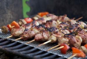 Мягкий шашлык из говядины - фото шаг 7