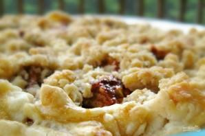 Медово-яблочный пирог - фото шаг 8