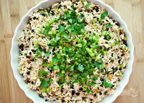 Салат из риса - фото шаг 6