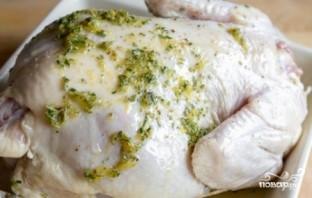 Курица с розмарином в духовке - фото шаг 3