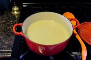 Сливочный суп с цветной капустой - фото шаг 6