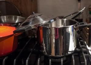 Буженина на сковороде - фото шаг 3