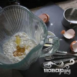 Апельсиновые поповеры (пустые булочки) - фото шаг 1