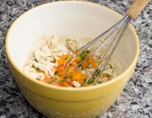 Новогодний порционный салат - фото шаг 4
