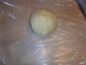 Песочное тесто без сахара - фото шаг 4