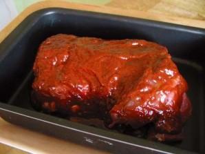 Маринованная говядина в духовке - фото шаг 3