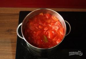 Домашний кетчуп с горчицей - фото шаг 4