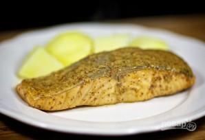 Cоус для лосося - фото шаг 6