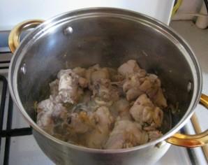 Острая курица по-грузински - фото шаг 1