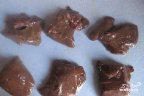 Паштет из говяжьей печени диетический - фото шаг 2