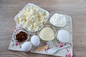 Простой рецепт творожной запеканки в духовке - фото шаг 1