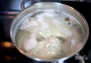 """Салат """"Пикантный"""" с корейской морковкой - фото шаг 1"""