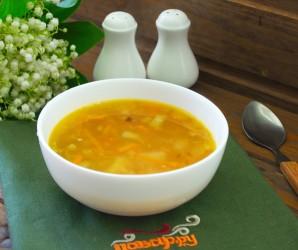 Рыбный суп с картофелем - фото шаг 9
