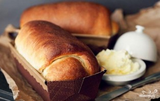 Ванильный хлеб - фото шаг 5