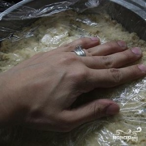 Ореховые коржики - фото шаг 5