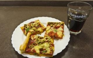 Тесто для итальянской пиццы - фото шаг 7