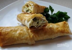 Турецкие пирожки с сыром - фото шаг 5