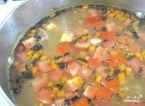 Диетический суп из чечевицы - фото шаг 3