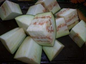 Запеченные овощи в фольге - фото шаг 1