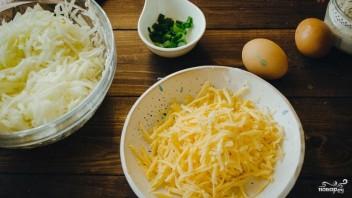 Сырная запеканка в духовке - фото шаг 2