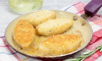 Зразы из картофеля - фото шаг 7