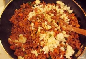 Перец, фаршированный мясом и рисом, в духовке - фото шаг 2