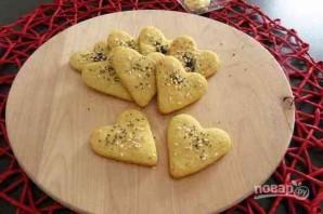 Соленое печенье с майонезом - фото шаг 7
