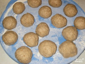 Хлебные палочки - фото шаг 3
