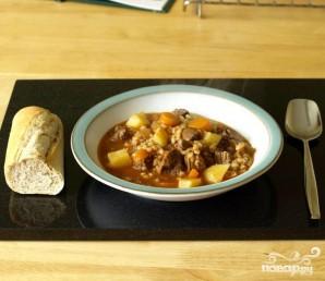 Говяжий суп - фото шаг 3