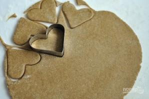 Печенье с имбирем и корицей - фото шаг 3